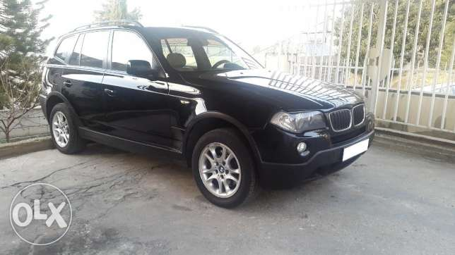 BMW x3 2.5L look 2007 for sale