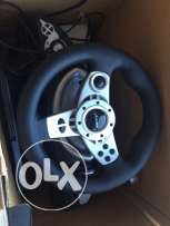 steering wheel for computer and ps