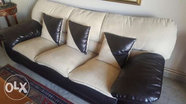 Complete custom made sofa set for living room