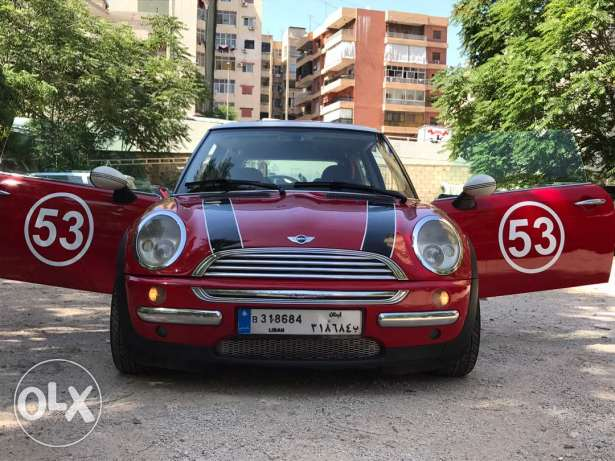 Mini cooper 2003 automatic full opton