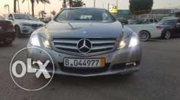 E 250 coupe TGF like new 1 owner
