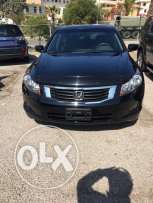 honda accord Ex model 2008 full options ktir ndifeh cherke
