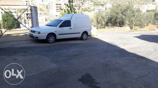 Volkswagen Caddy gold for sale بنت جبيل -  4