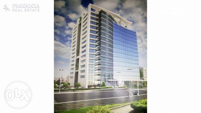 Horsh Tabet-100 sqm furnished office-$1.800/month|PLS23370