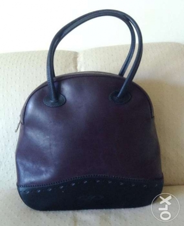 Handbag Brand SOCO - Brown and black