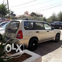 Subaru Forester 2005 2.5L 4WD (Negotiable Price)