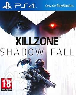 ps4 Killzone Shadow Fall for trade