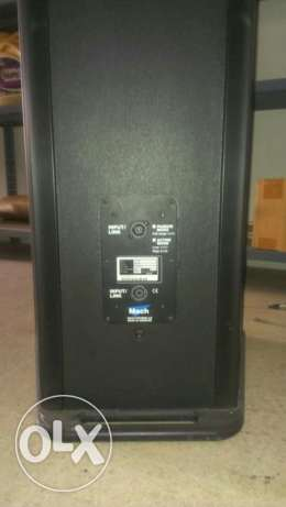 Speakers Mach from martin audio pro