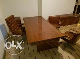Reduced price!!! Full office desk 7 pieces