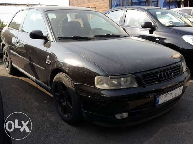 Audi A3 1.6L 1997 Automatic very good condition