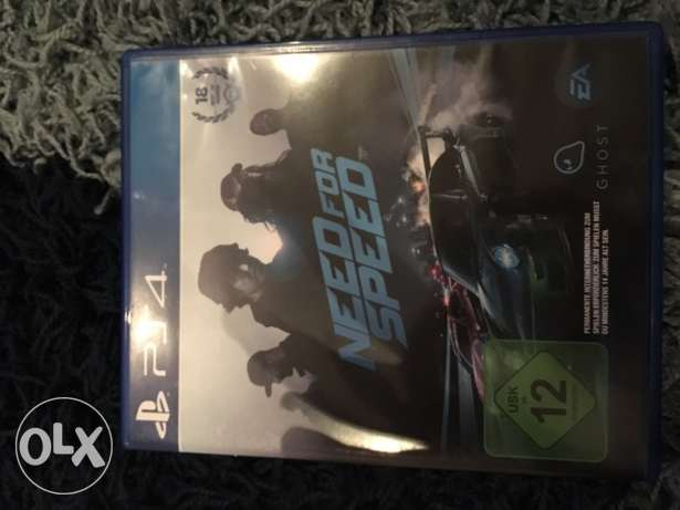 cd need for speed new one