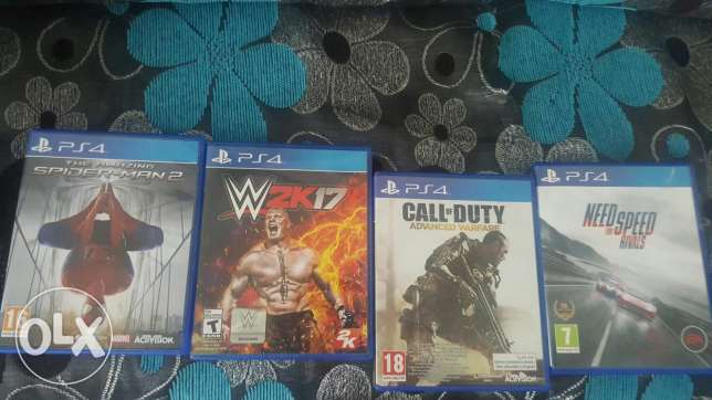 Ps4 games sale or trade
