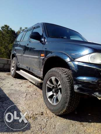 Ssang Yong سانغ يونغ for sale