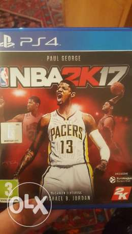 Want to sell: nba 2k17 on ps4