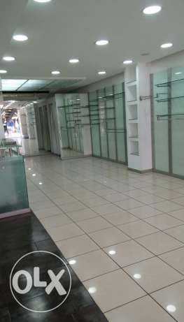 Jounieh - 200 SQM- Store with 8 meters front