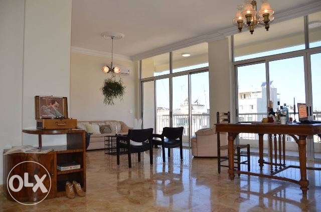 furnished apartment for rent in mar mkheyil