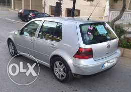 golf 4 mod 2001 (very clean)