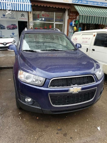 Chevrolet captiva 2011 4wd full options jdid faresh jeled new look