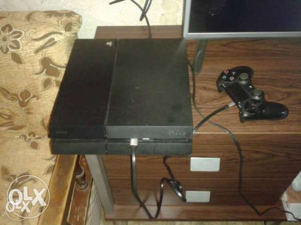 Ps4 video console used 5oogb europe