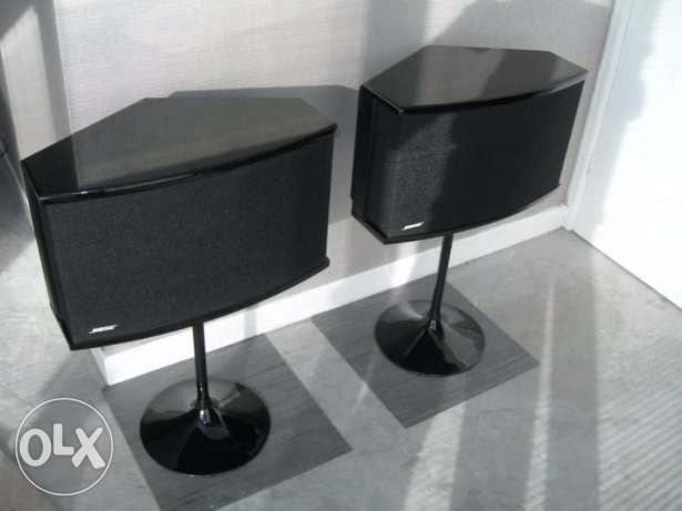 Bose 901 piano black
