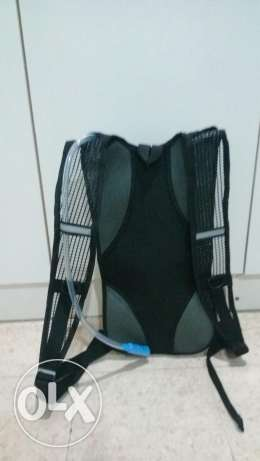 Water bag for hiking and biking