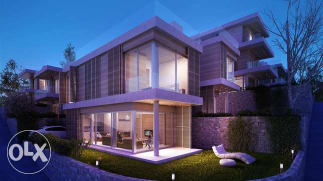 Villa  de M is a gated green village consisting of 18 luxurious