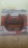 Ps3/PC Motion freedom controller+steering wheel