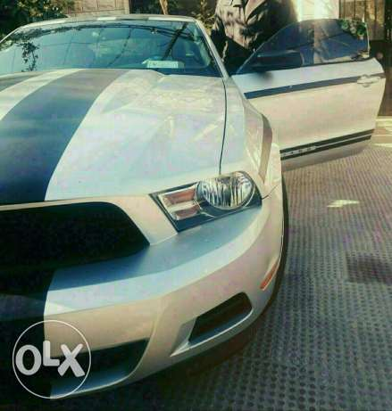 Ford Mustang revealed 2010 for sale :15600$_in zahle
