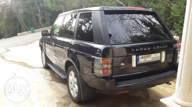 Range rover vogue 2004 الشوف -  2