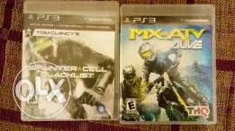 PS3 Games (2games)