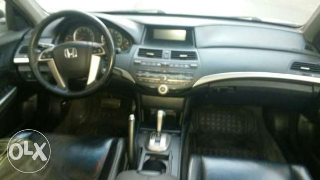 Honda accord model 2008 المرفأ -  4