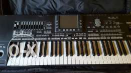 Korg PA3X OR with softcase,like new,verrrrry clean
