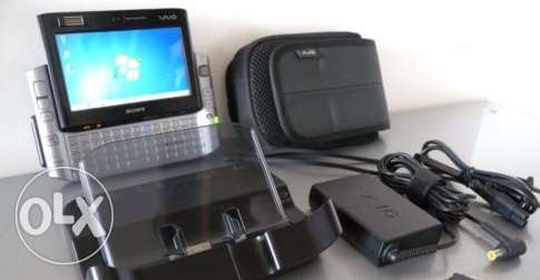 Sony VAIO UX Series VGN-UX280P Micro Computer