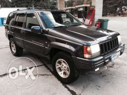 super clean grand cherokee limited mod 97 v8