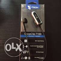I-tech Bluetooth voice clip headset 7100