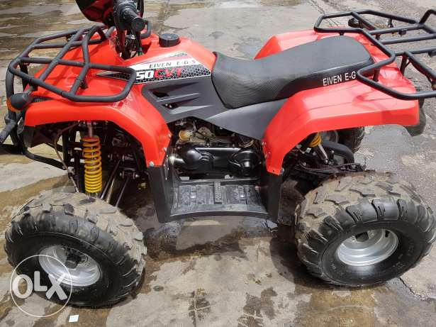 Atv 150 cc baught 3 months ago