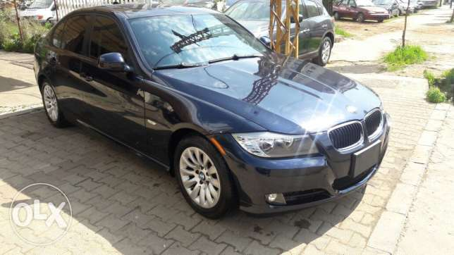 For salle bmw 328i modell 2009 full option ajnabiye