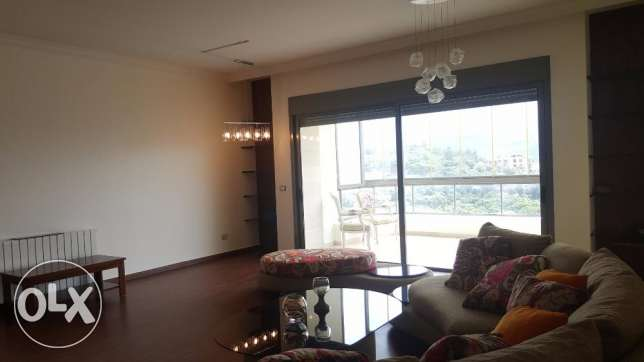 Apartment for Rent in Jamhour