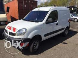 Renault Kangoo 4x4 Air Conditioner