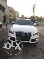 Audi Q5 3.2 S Line. (special specifications)