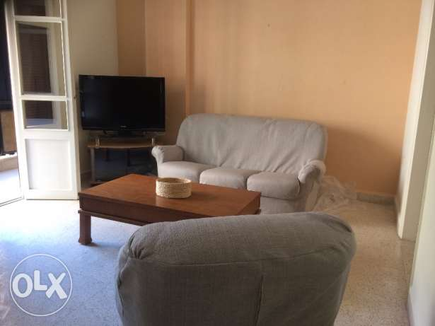 furnished apt in gemayzeh! المرفأ -  2