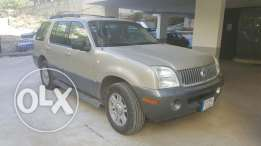 Mercury mountaineer for sale in lebanon 7 seats