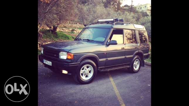land rover discovery بعبدا -  5