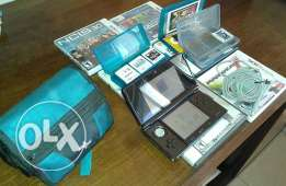 Brand new Nintendo 3DS + Games for sale