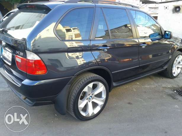 BMW x4 model 2006 veryyyy clean الصالحية -  2