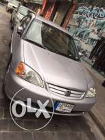 Honda civic ex salon 2002