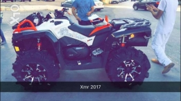 2017 can am xmr 1000 limited edition atv
