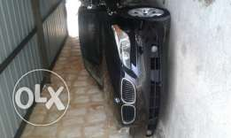 Bmw 525i 2005 black clean car fax