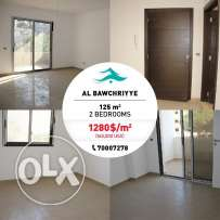 HOT DEAL! Brand New 125sqm and 136sqm apartments in Al Bauchrieh
