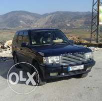 Range rover autobiography like new